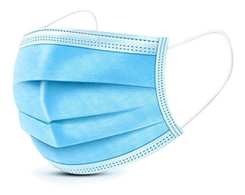 caja de mascarillas quirúrgicas triple capa