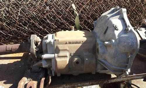 caja de mercedez benz 280 sincronica cuatro velocidades.