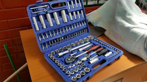 caja de múltiples herramientas, 108 piezas