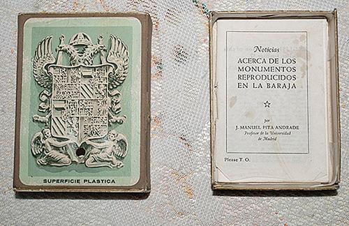 caja de naipes españoles, de heraclio founier.