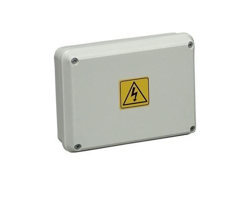 caja de pase pvc estanca roker ip65 pr 1000-50 122x166x50mm