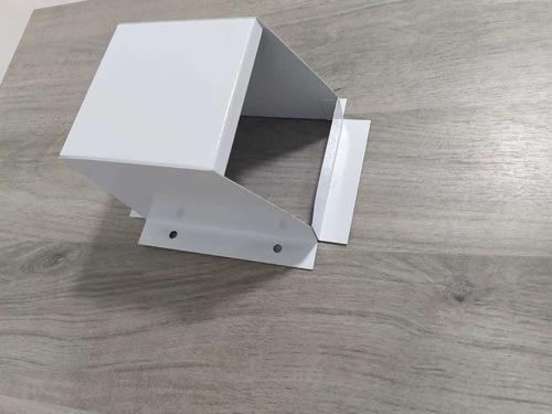 caja de paso dexon 10x10  para camaras de seguridad