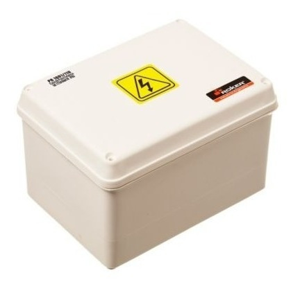 caja de paso exterior estanco roker 300x285x109