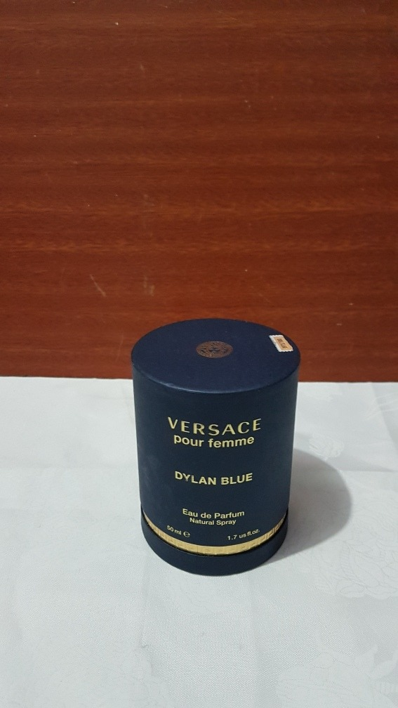 De Hombre Blue Ml200 Dylan Versace 00 50 Caja Perfume W9YEIeDH2