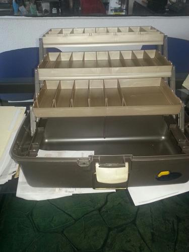 caja de pesca marca plano, importadas usa