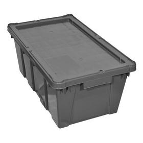 Caja De Plástico Canadá Con Tapa