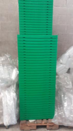 caja de plástico desarmable para frutas/plasticosmorija