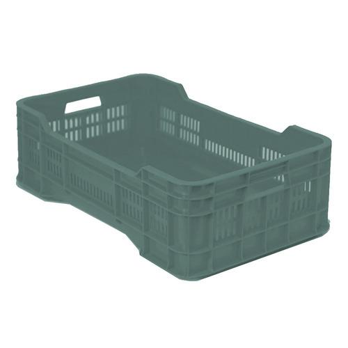 caja de plástico gigante mediana calada repro nueva