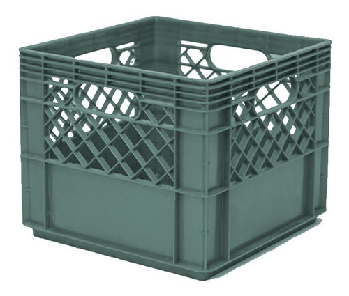 caja de plástico lechera de 16 litros de reproceso nueva