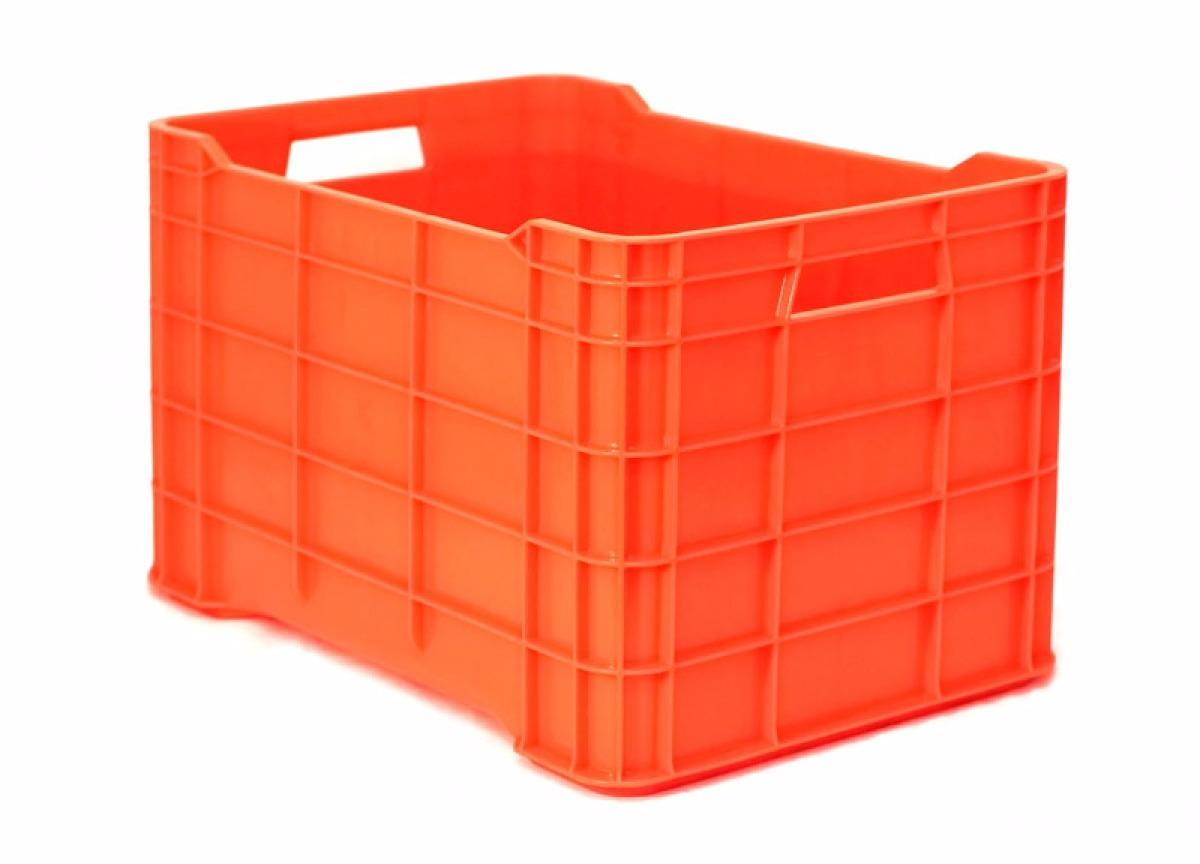 Caja de pl stico maria cerrada medidas 56x37x33h - Cajas de plastico ...