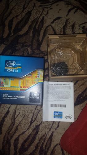 caja de procesador i3 - 2120 lga 1155
