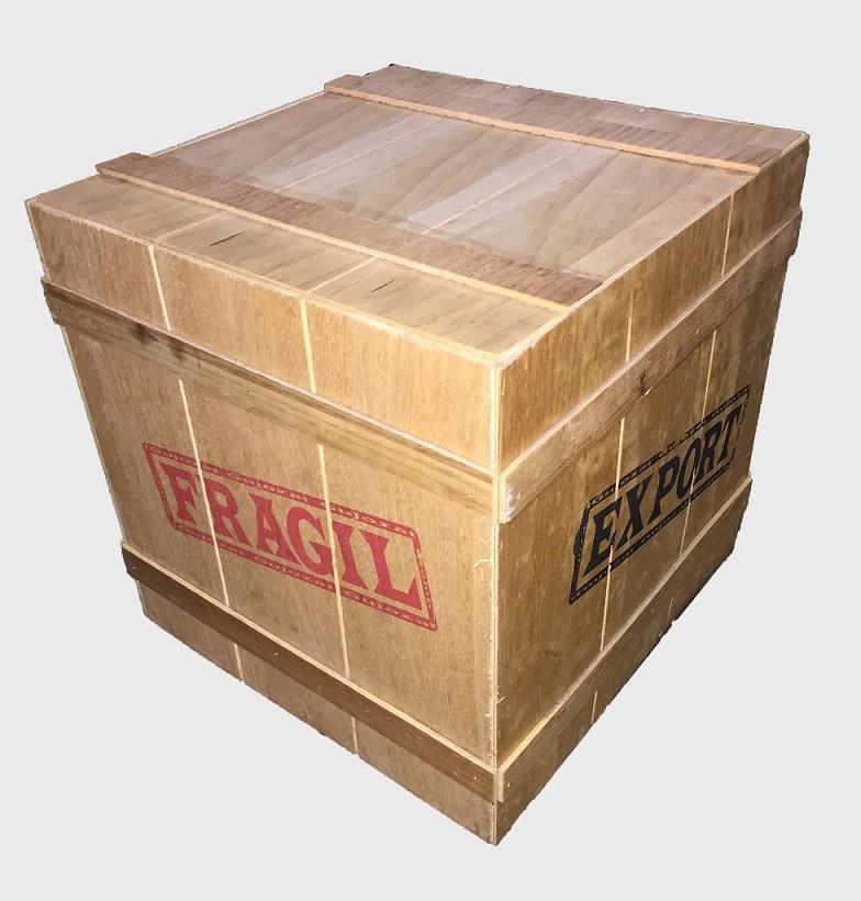 Caja de regalo exportacion madera 40x40x40cm en - Cajas de madera para regalo ...