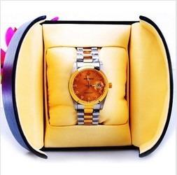 caja de reloj doble tapa