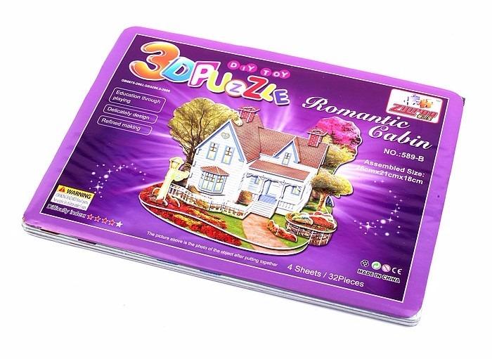 Caja de rompecabezas 3d puzzle mayoreo modelos ni o y ni a 2 en mercado libre - Caja rompecabezas ...