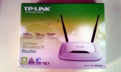 caja de router tp-link