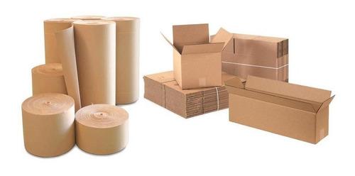 caja de segunda de cartón vendedor directo
