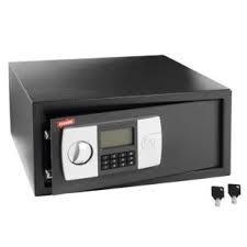 caja de seguridad electronica con pantalla