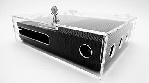 caja de seguridad para consola de videojuegos x-box one s