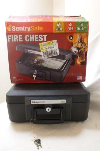 caja de seguridad sentry safe a prueba de fuego