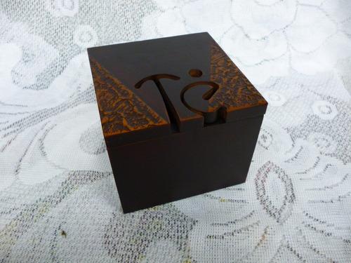 caja de té 1 división mv
