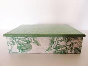 Cajas De Carton Decoradas Decoupage Todo Para Bazar Y