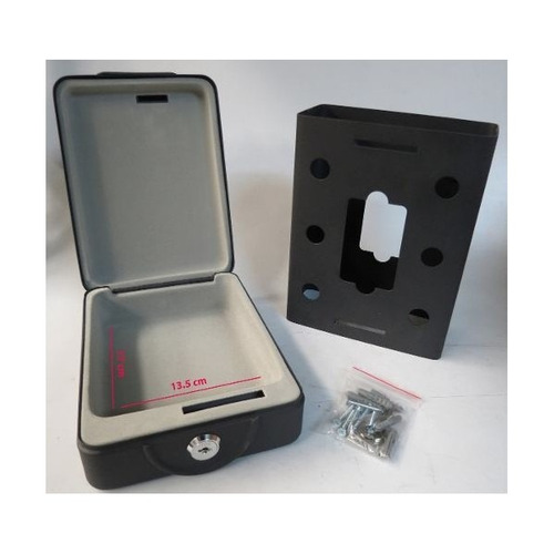 caja de valor embutible 20cm obi