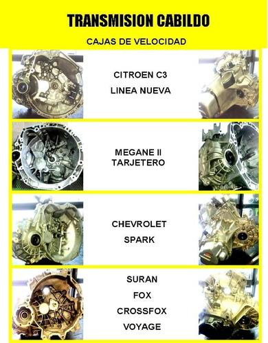caja de velocidad: recambios - reparaciones - repuestos