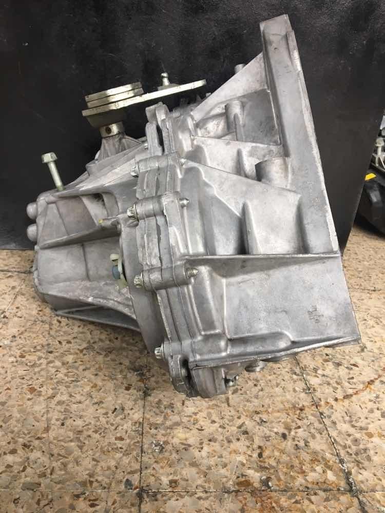 Nissan tiida caja de 6 velocidades