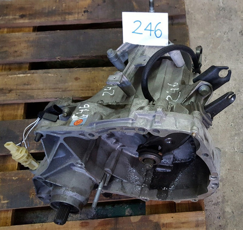 caja de velocidades renault clio mio 1.2 2014