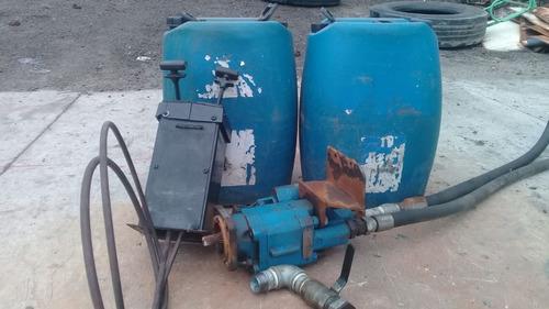 caja de volteo de 14mts con gato hidraulico de tres seccione