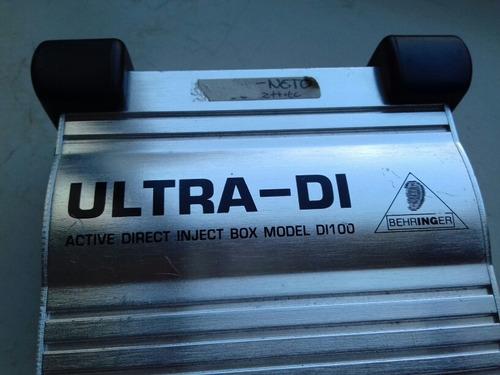 caja directa behringer