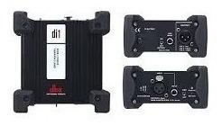 caja directa de impedancia activa 1 ch dbxdi1 - di 1