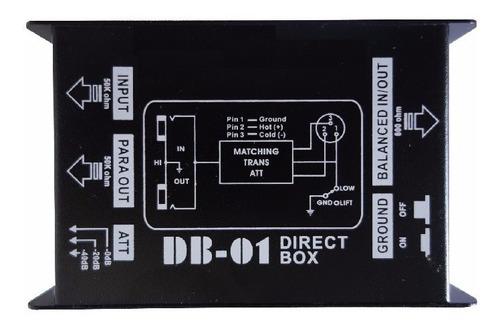 caja directa direct