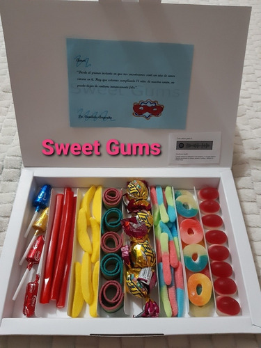 caja dulcera