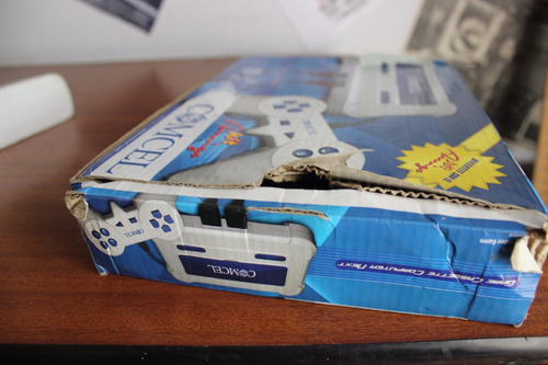 caja e icopor consola comcel clon family
