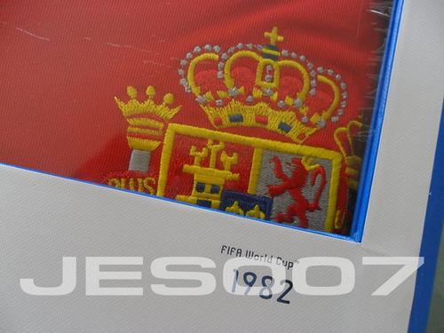 caja edición especial selección españa 1982/2010 - adidas