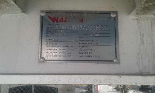 caja encortinada halcon 2007