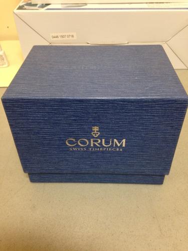 caja estuche corum original