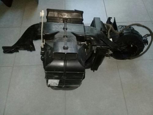 caja evaporadora calefaccion central y aire acondicionado
