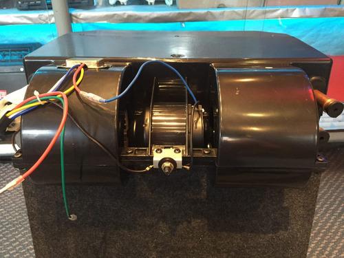 caja evaporadora universal frió calor 12 volts