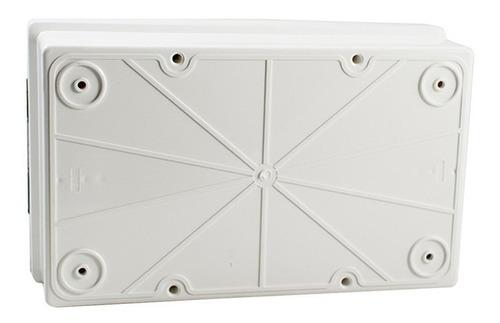 caja exterior plastica para termica 18 mod luxury elect.av