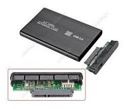 caja externa case sata disco duro 2.5'' usb 2.0 de laptop