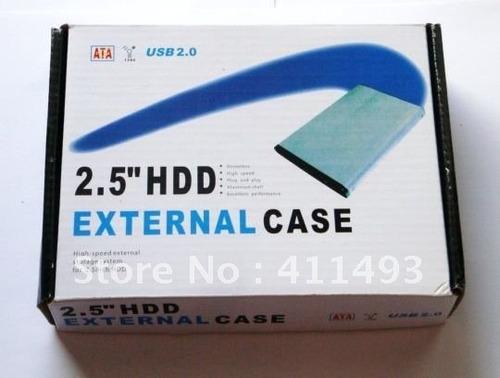 caja externa disco duro