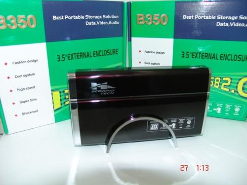 caja externa disco duro disco
