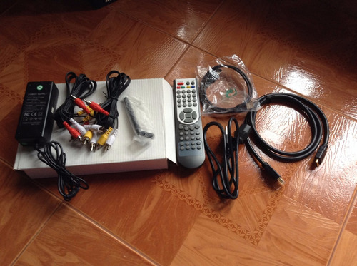 caja externa sata multimedia internet wifi control remoto