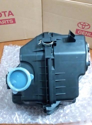 caja filtro de aire previa con maf 07/09 100% original