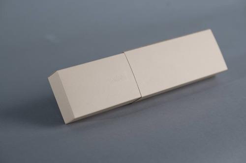 caja fosforera rectangular alargada chica 17,5 x 6,5 x 3,4 cm (x 50 u.) 12 bombones trufas - bauletto