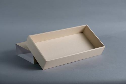 caja fosforera rectangular maxi 36x16,5x6 cm (x 25 u.) sushi catering indumentaria accesorios regalos - 058 bauletto