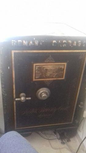 caja fuerte antigua marca mosler