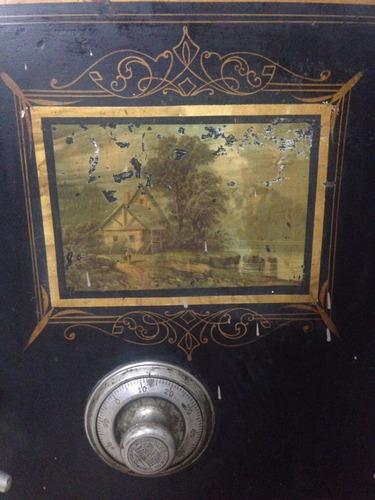 caja fuerte antigua mosler